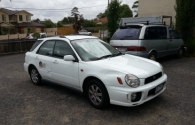 Picture of Lisa's 2002 Subaru Impreza