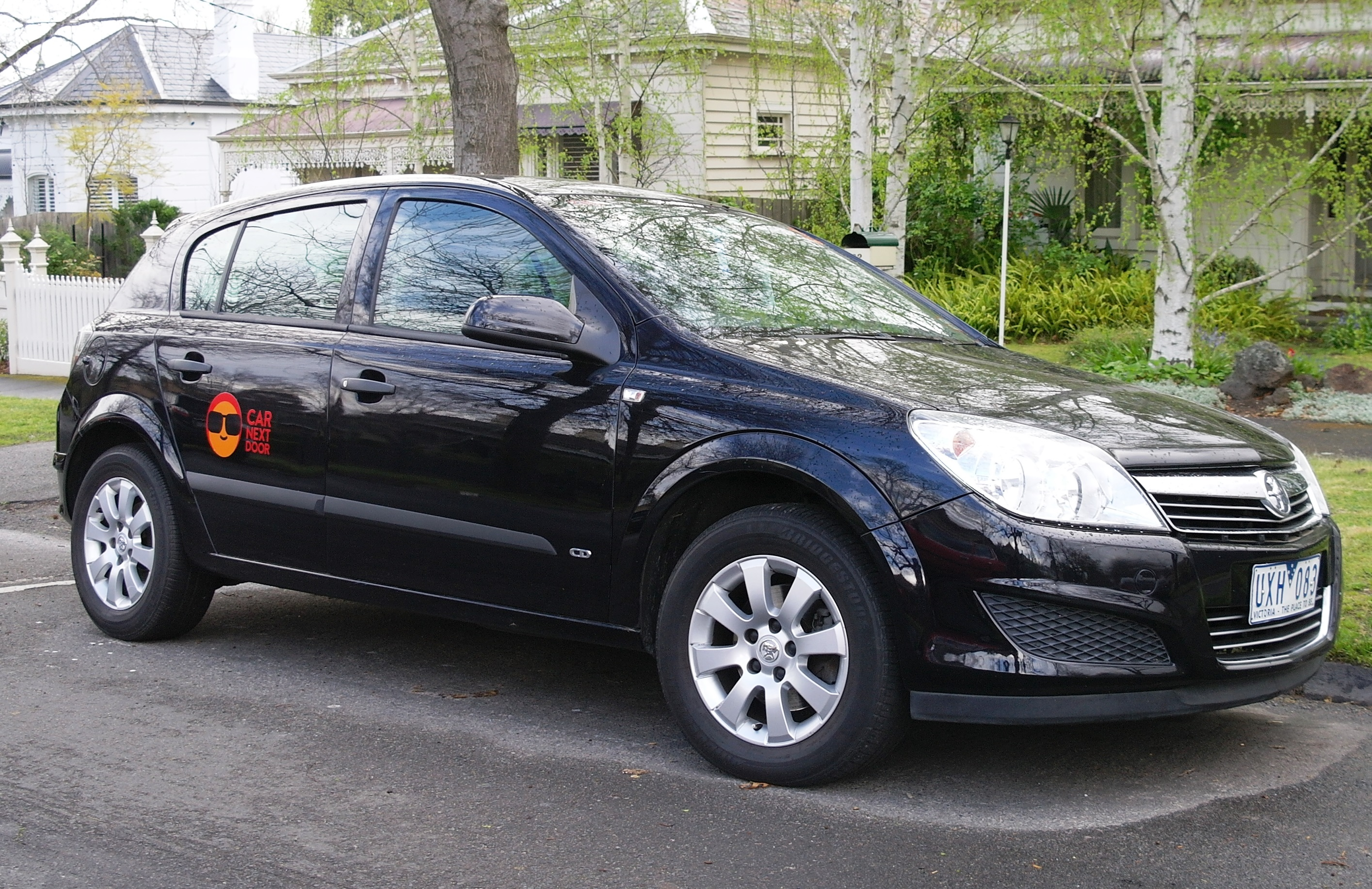 Picture of Rachel's 2007 Holden Astra