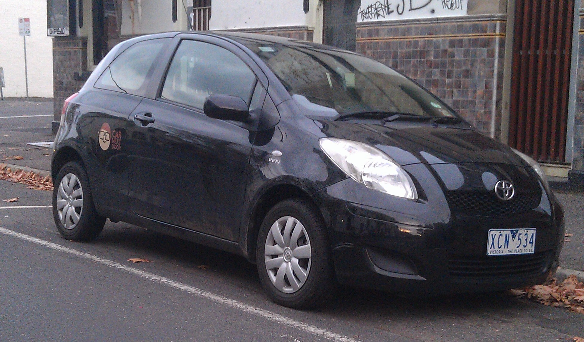 Picture of Jane's 2008 Toyota Yaris