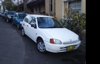 Picture of Ed's 1999 Toyota Starlet