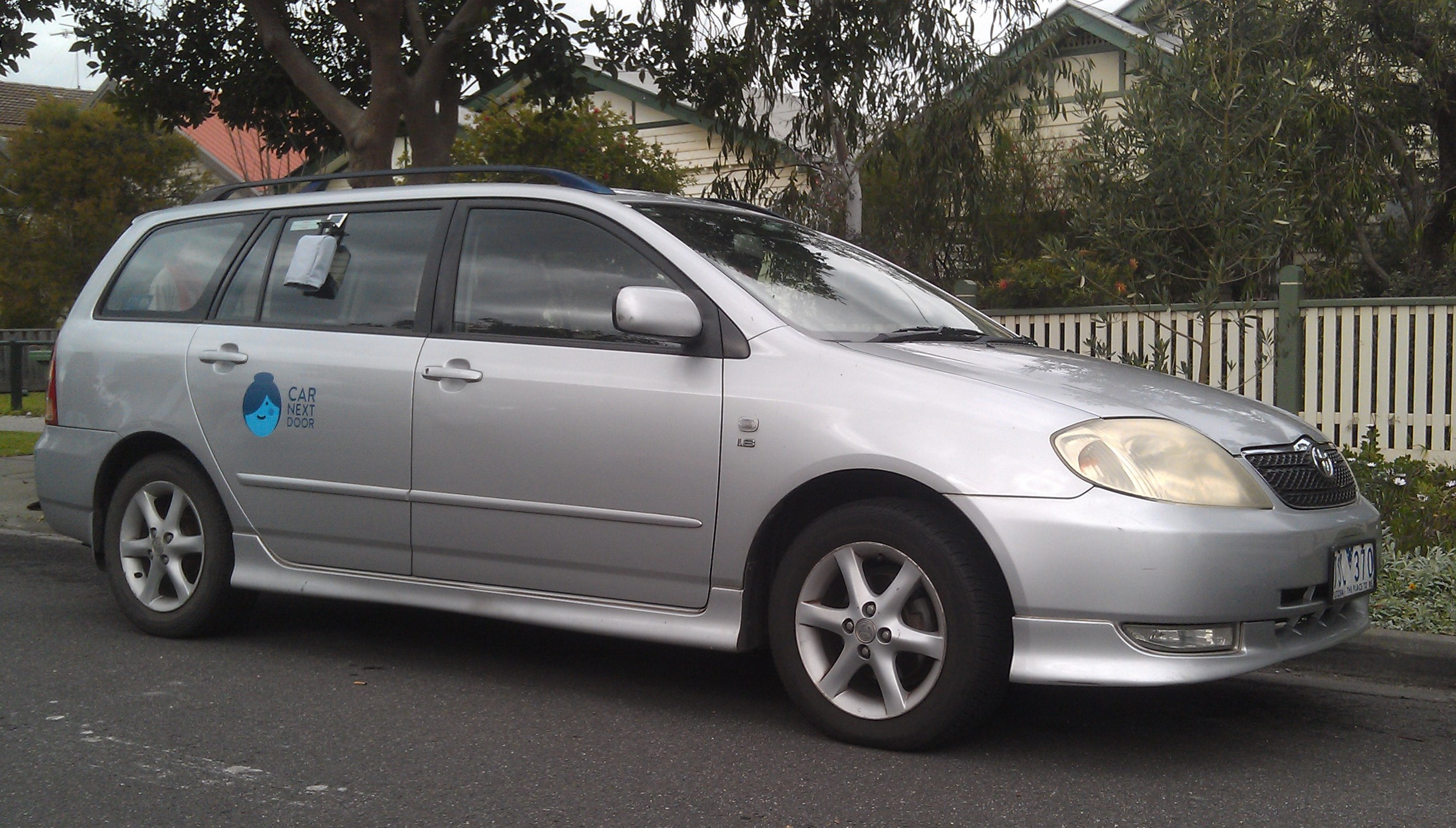 Picture of Eleni's 2003 Toyota Corolla