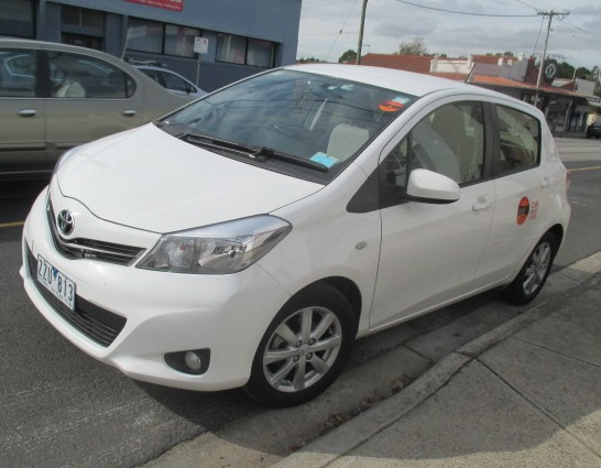 Picture of Russell's 2012 Toyota Yaris