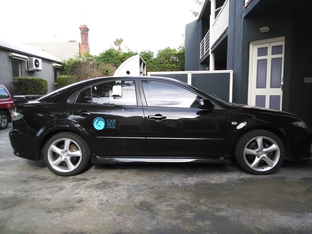 Picture of Emma's 2002 Mazda 6