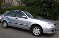 Picture of Harsha's 2002 Mazda 323