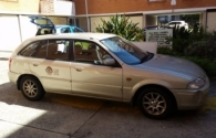 Picture of Stuart's 2000 Ford Laser