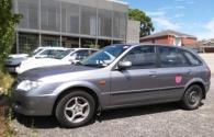 Picture of John's 2002 Mazda 323