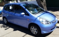 Picture of Bettina's 2007 Honda Jazz