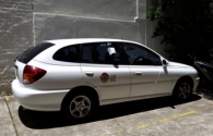 Picture of Klaus' 2002 Kia Rio