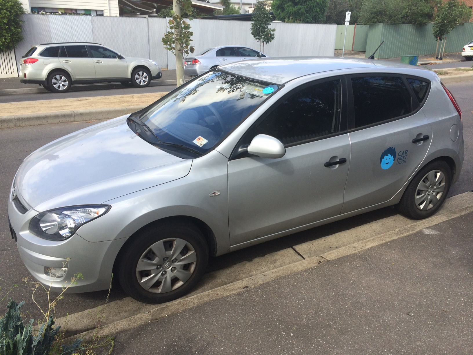 Picture of Martin's 2012 Hyundai i30