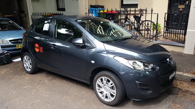 Picture of Julia's 2012 Mazda 2