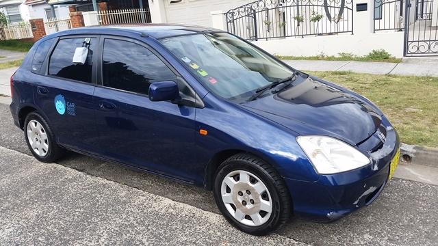 Picture of Darius' 2001 Honda Civic