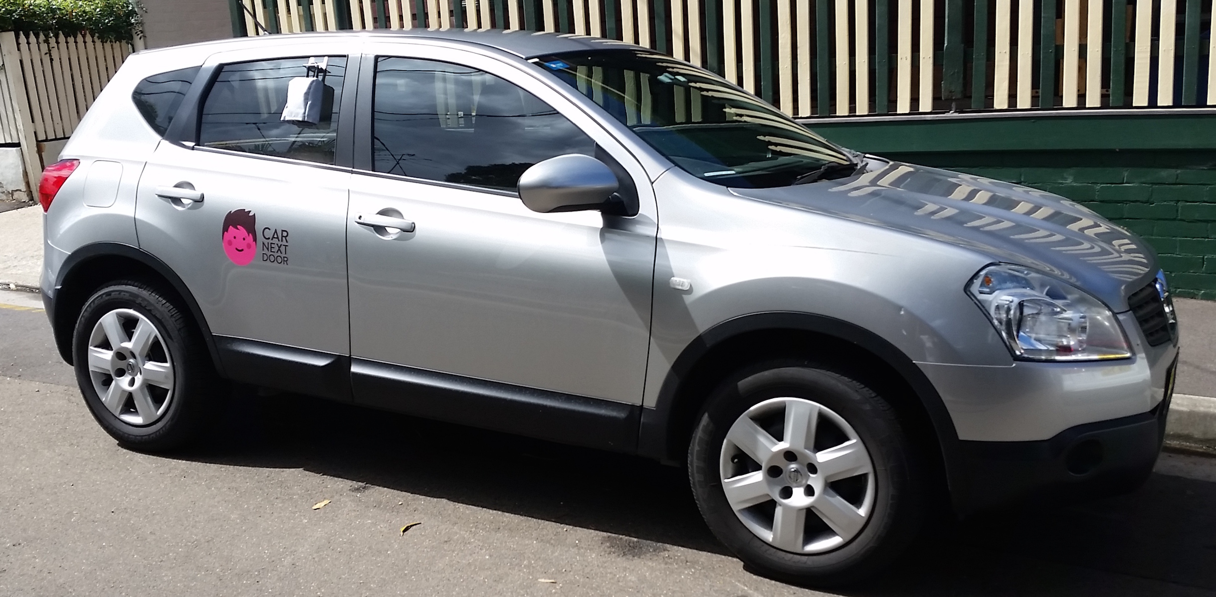 Picture of Alexandra's 2009 Nissan Dualis