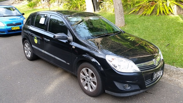 Picture of Janet's 2008 Holden Astra