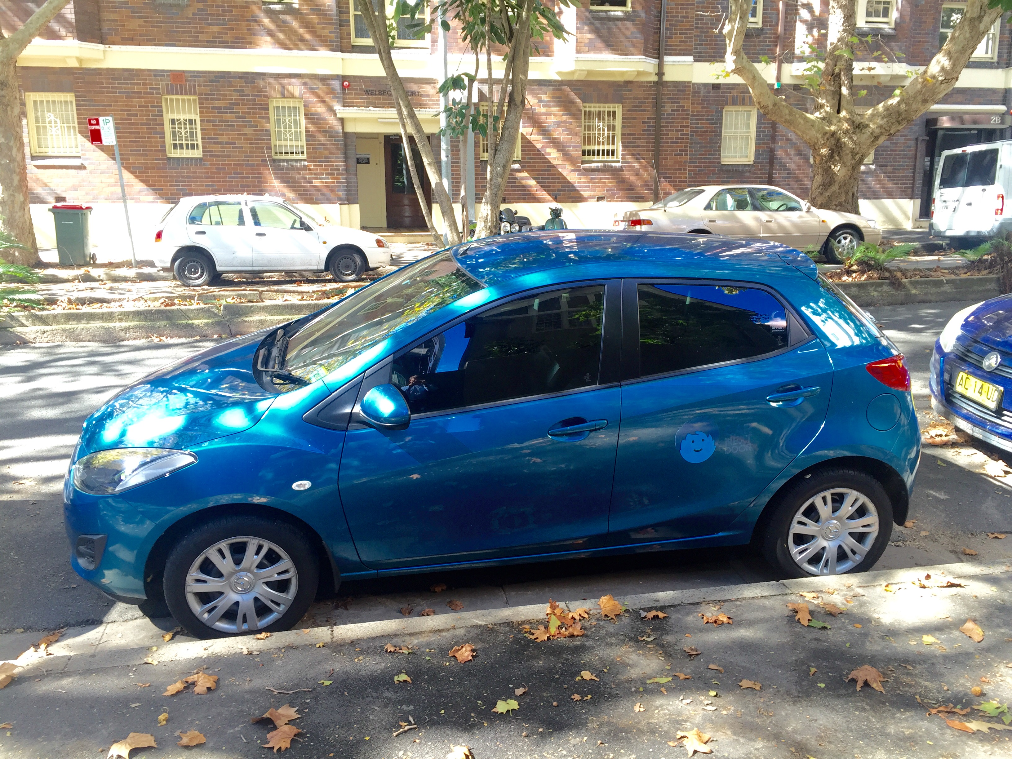 Picture of Carrington's 2012 Mazda Neo