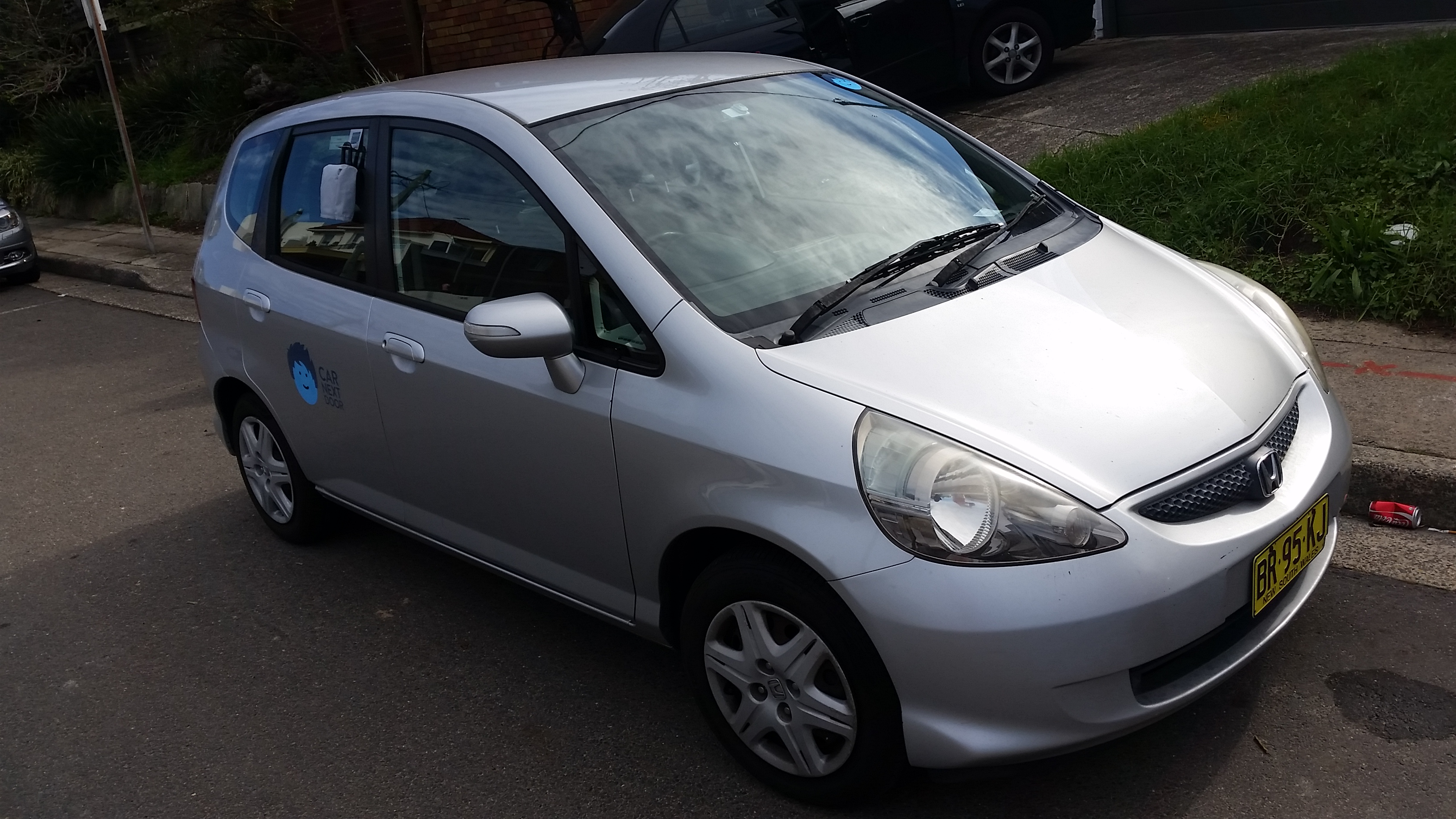 Picture of Adrian's 2007 Honda Jazz