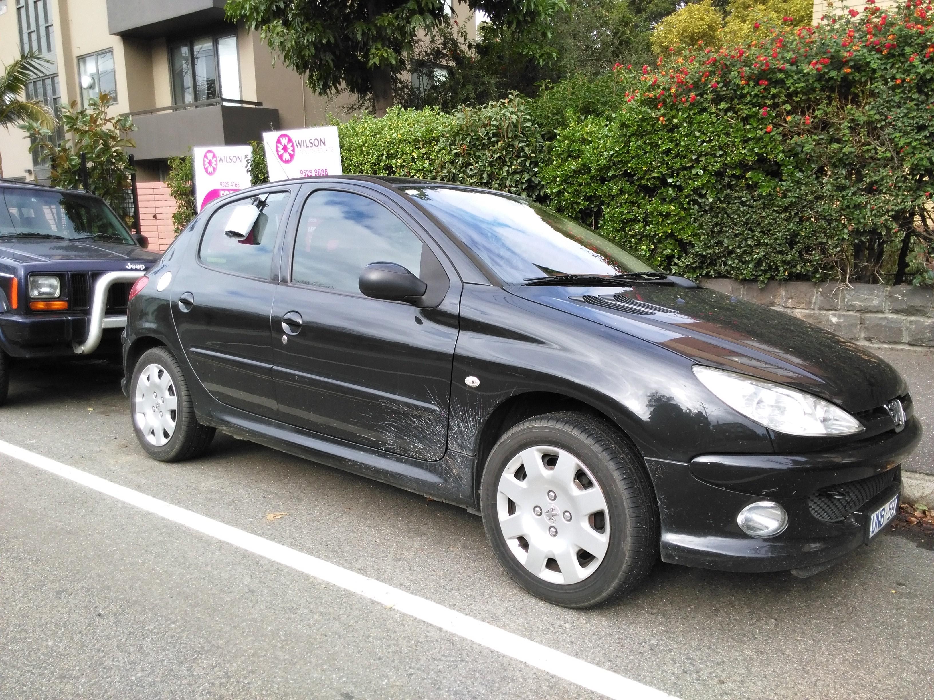 Picture of Vanessa's 2006 Peugeot 206 Gti