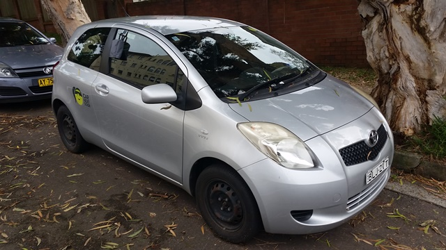 Picture of Anna's 2005 Toyota Yaris