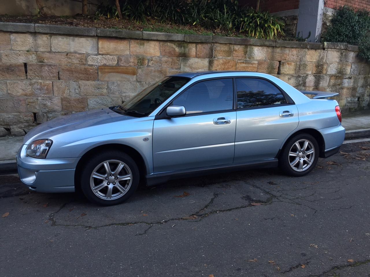 Picture of Olivier's 2005 Subaru Impreza