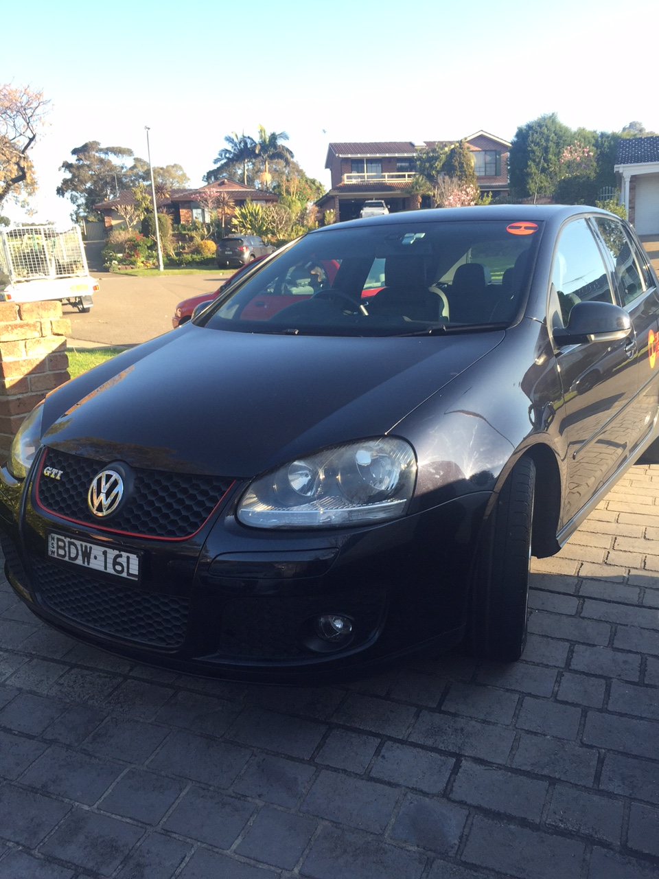 Picture of Laura's 2008 Volkswagen Golf GTI