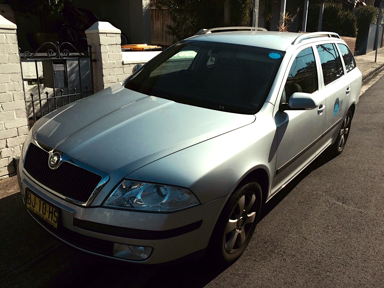 Picture of Jocelyn's 2007 Skoda Octavia