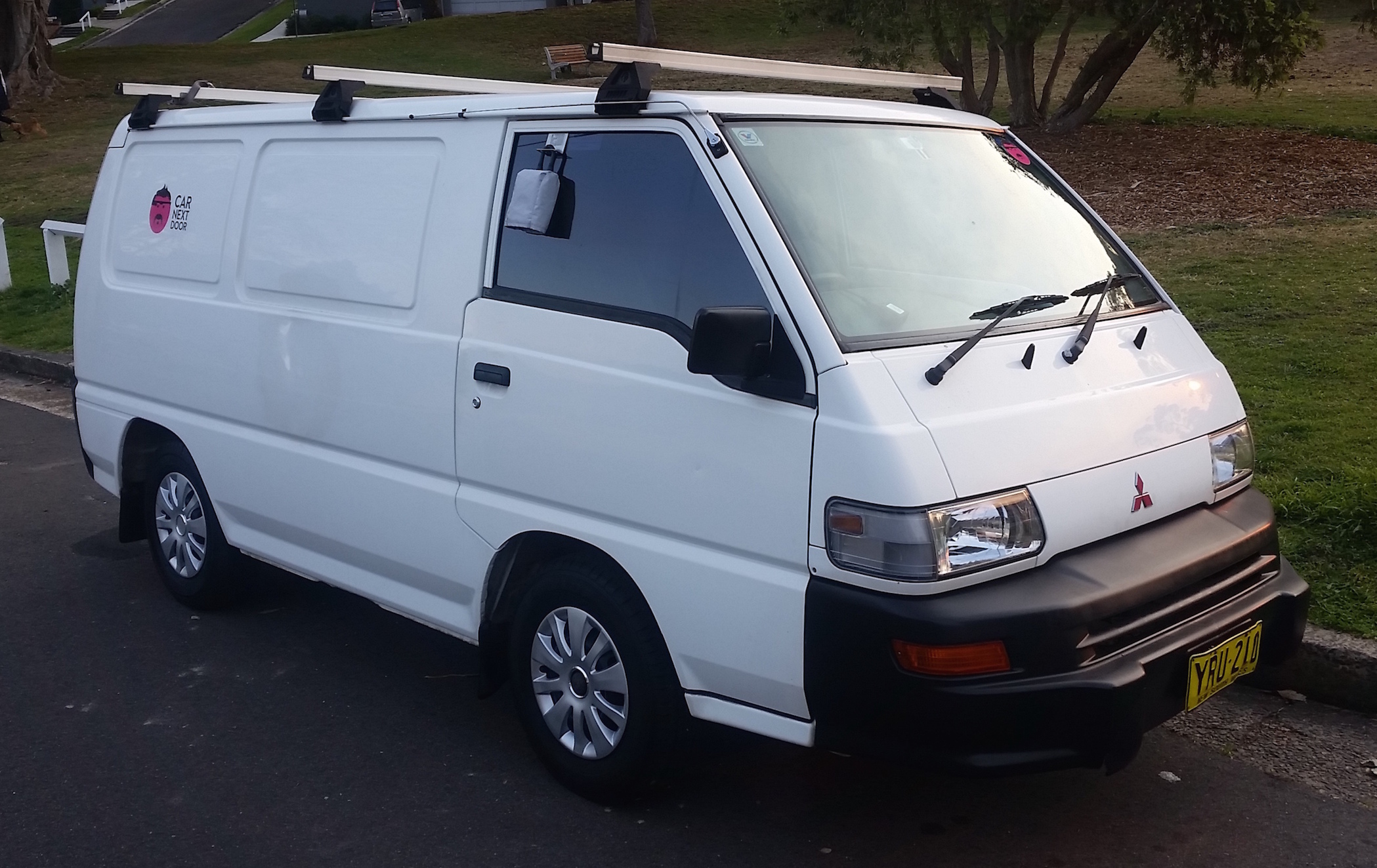 Picture of Matthew's 2003 Mitsubishi Express