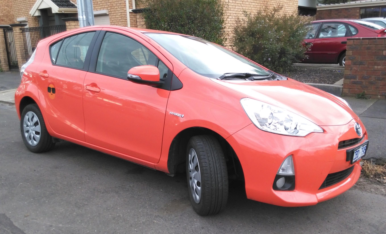 Picture of Jessica's 2012 Toyota Prius