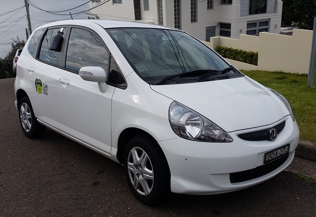 Picture of Tony's 2007 Honda Jazz