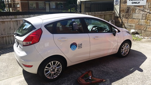Picture of Ruth's 2014 Ford Fiesta