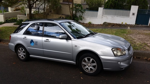 Picture of Simon's 2005 Subaru Impreza