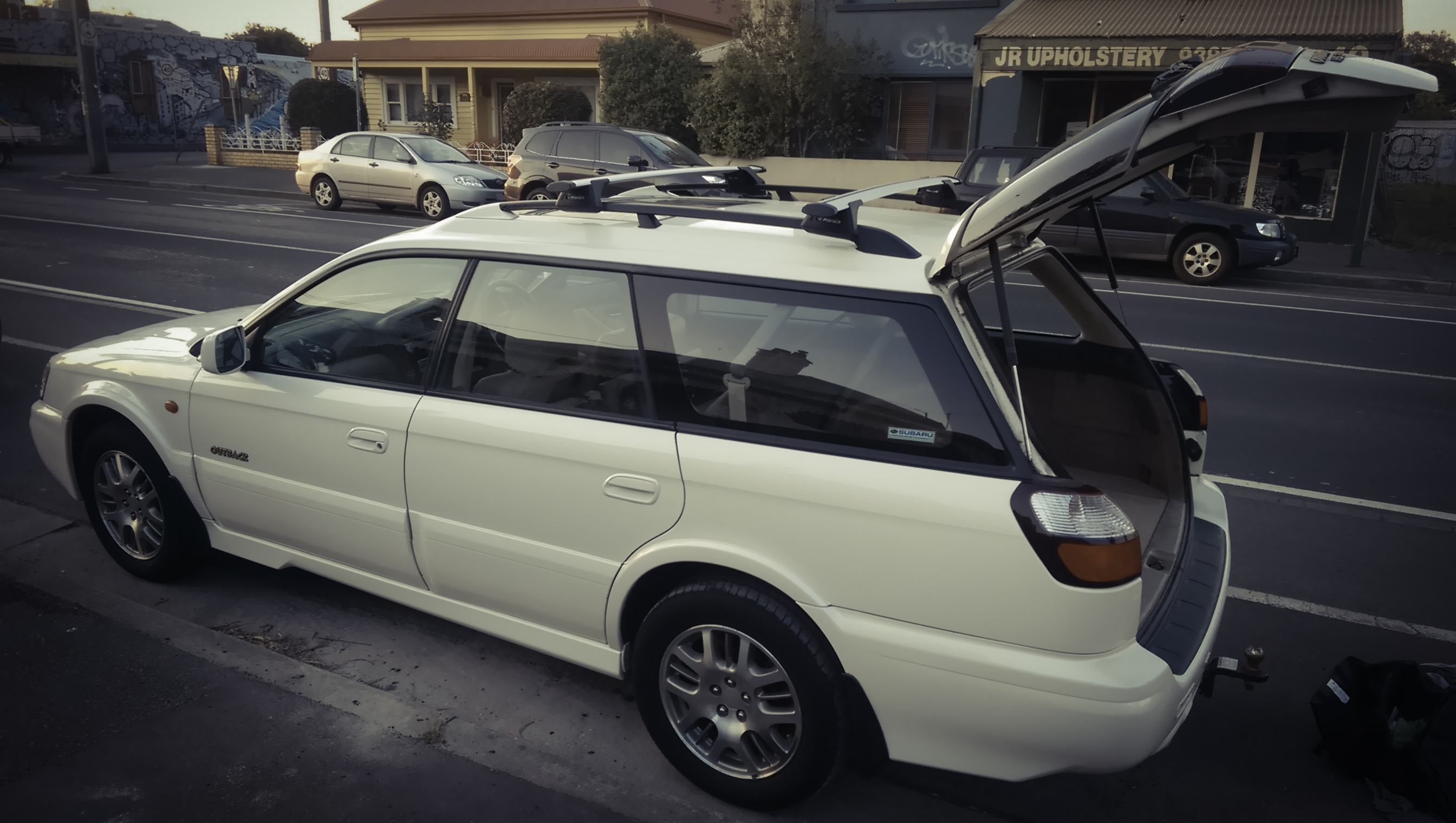 Picture of Rhys' 2002 Subaru Outback