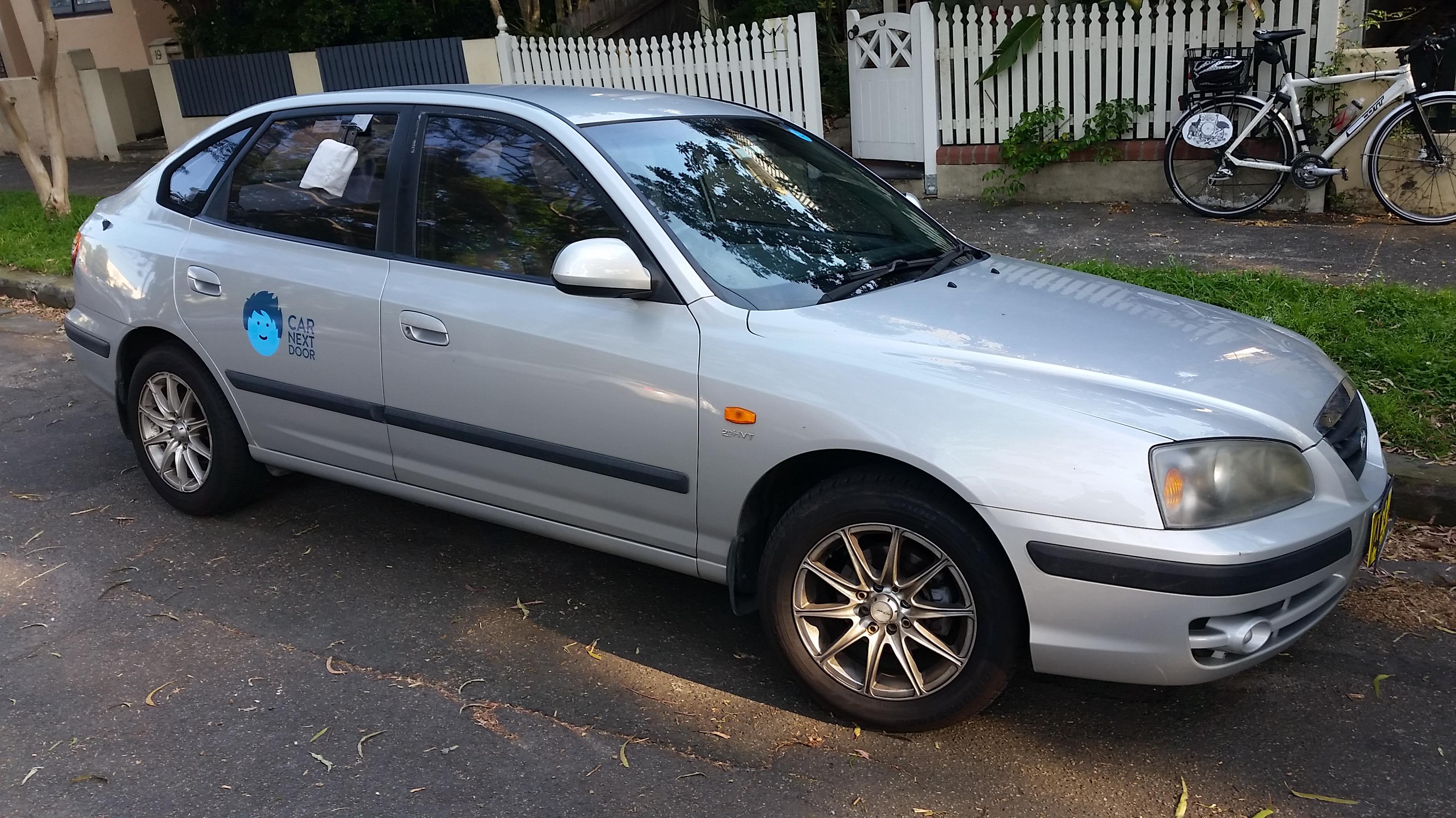 Picture of Kealan's 2005 Hyundai Elantra