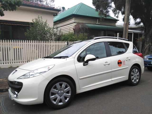 Picture of Sharyn's 2008 Peugot 207