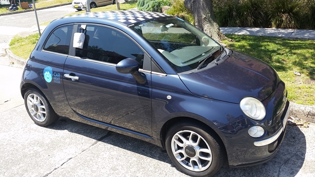 Picture of Dan's 2008 Fiat 500