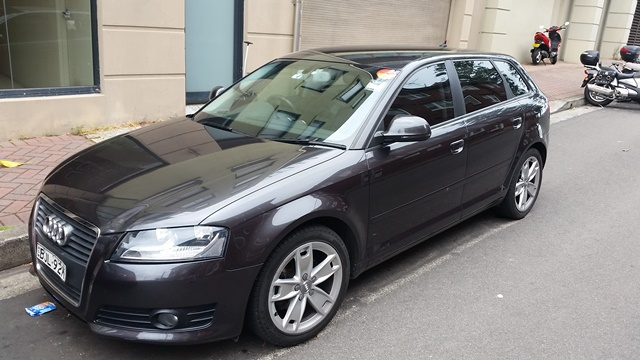 Picture of Peter's 2009 Audi A3 Ambition