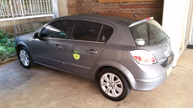 Picture of Lyndsay's 2006 Holden Astra