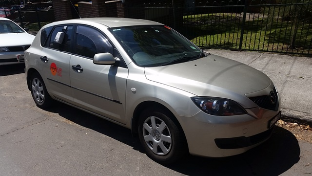 Picture of Nicole's 2007 Mazda 3