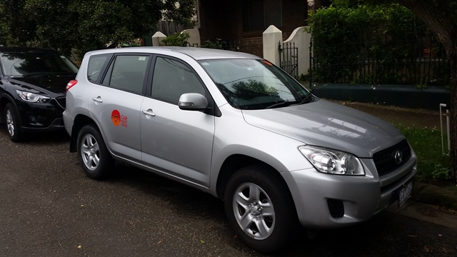 Picture of Amber's 2012 Toyota Rav 4