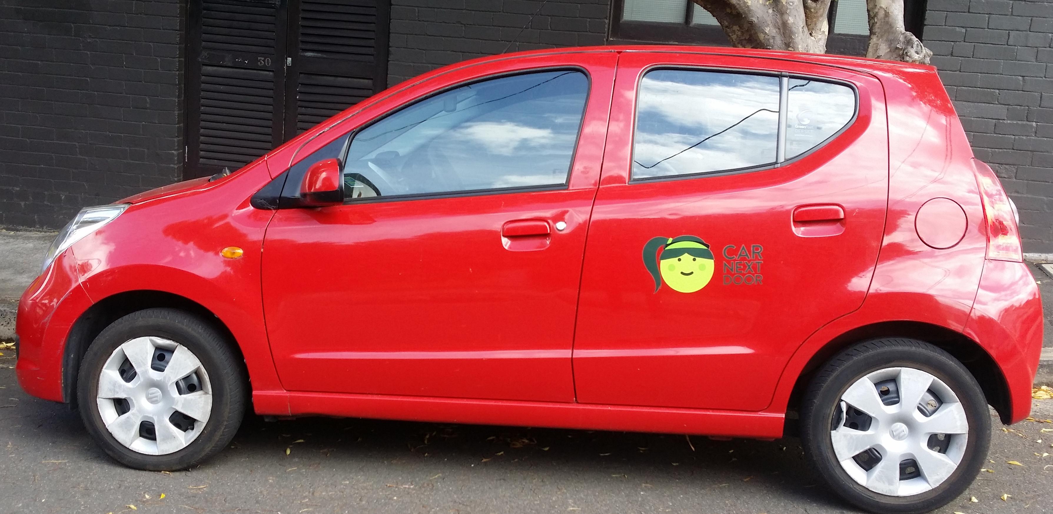 Picture of Shauna's 2011 Suzuki Alto