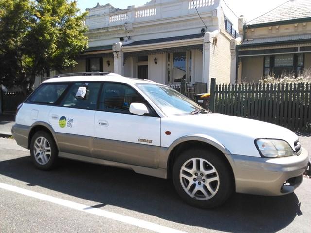 Picture of Kim's 2000 Subaru Outback