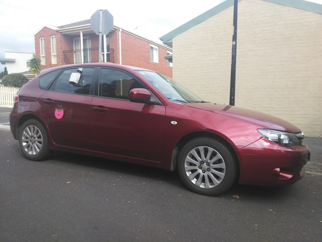 Picture of Diane's 2010 Subaru Impreza
