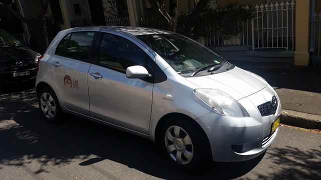 Picture of Ariane's 2006 Toyota Yaris