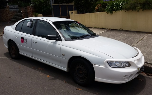 Picture of John's 2005 Holden Commodore