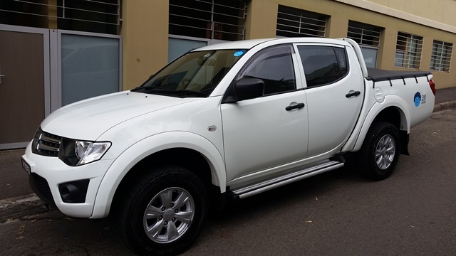 Picture of Roman's 2013 Mitsubishi Triton