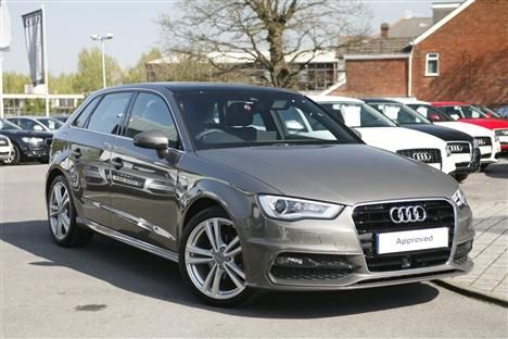 Picture of Deborah's 2012 Audi A3