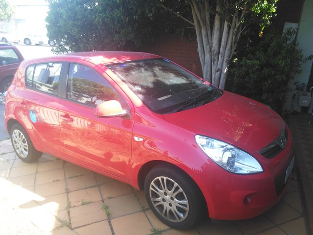 Picture of Matthew's 2011 Hyundai i20