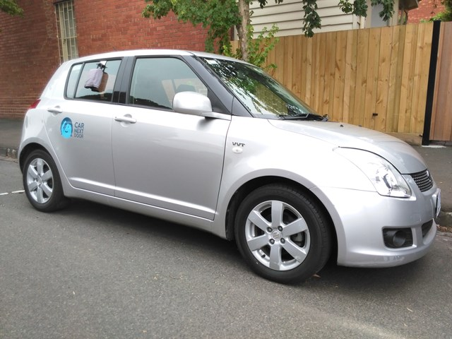 Picture of Lisa Marie's 2008 Suzuki Swift
