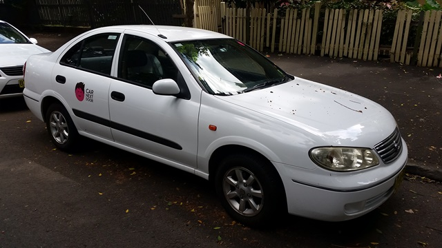 Picture of Tom's 2003 Nissan Pulsar