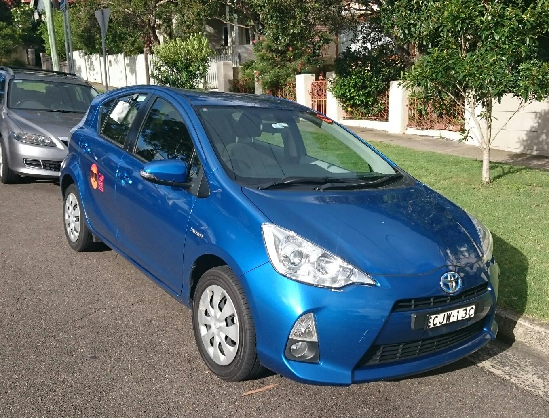 Picture of Jo's 2012 Toyota Prius C