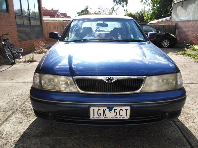 Picture of Juan Pablo's 2002 Toyota Avalon