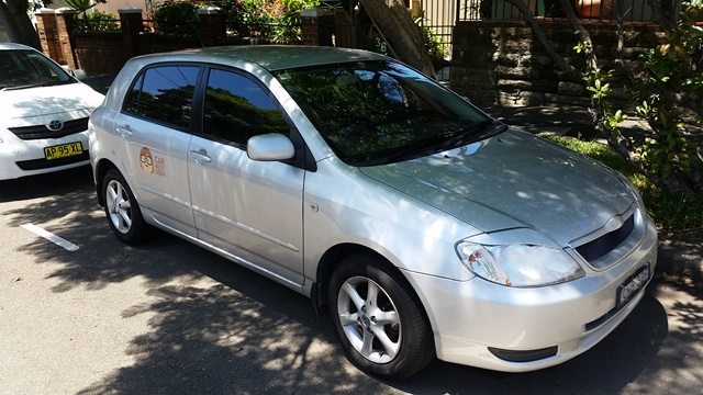 Picture of Samuel's 2004 Toyota Corolla